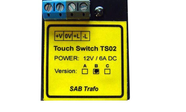 Senzorové tlačítko