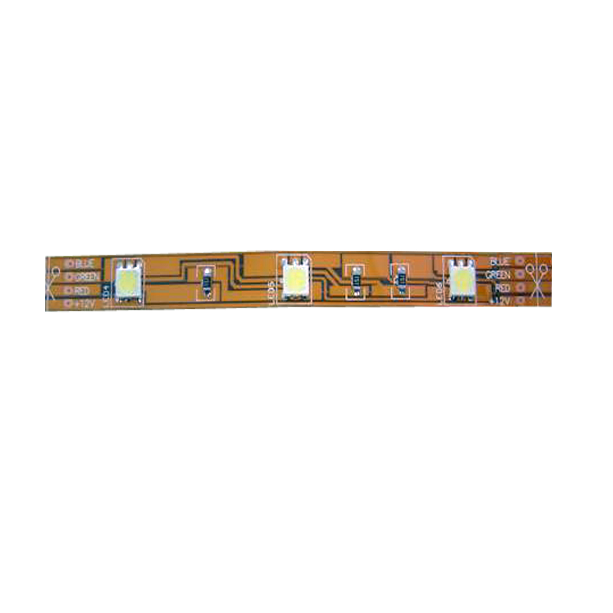 LED pásek 12V DC  7,2W/m